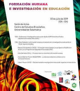 Seminario 3 de julio centro de estudios brasileños